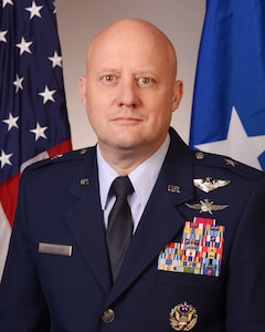 Brigadier General Thomas Grabowski Official Photo