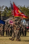 4th Marine Division Change of Command