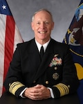 Vice Admiral Kenneth Whitesell