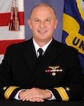 Rear Admiral Trent DeMoss