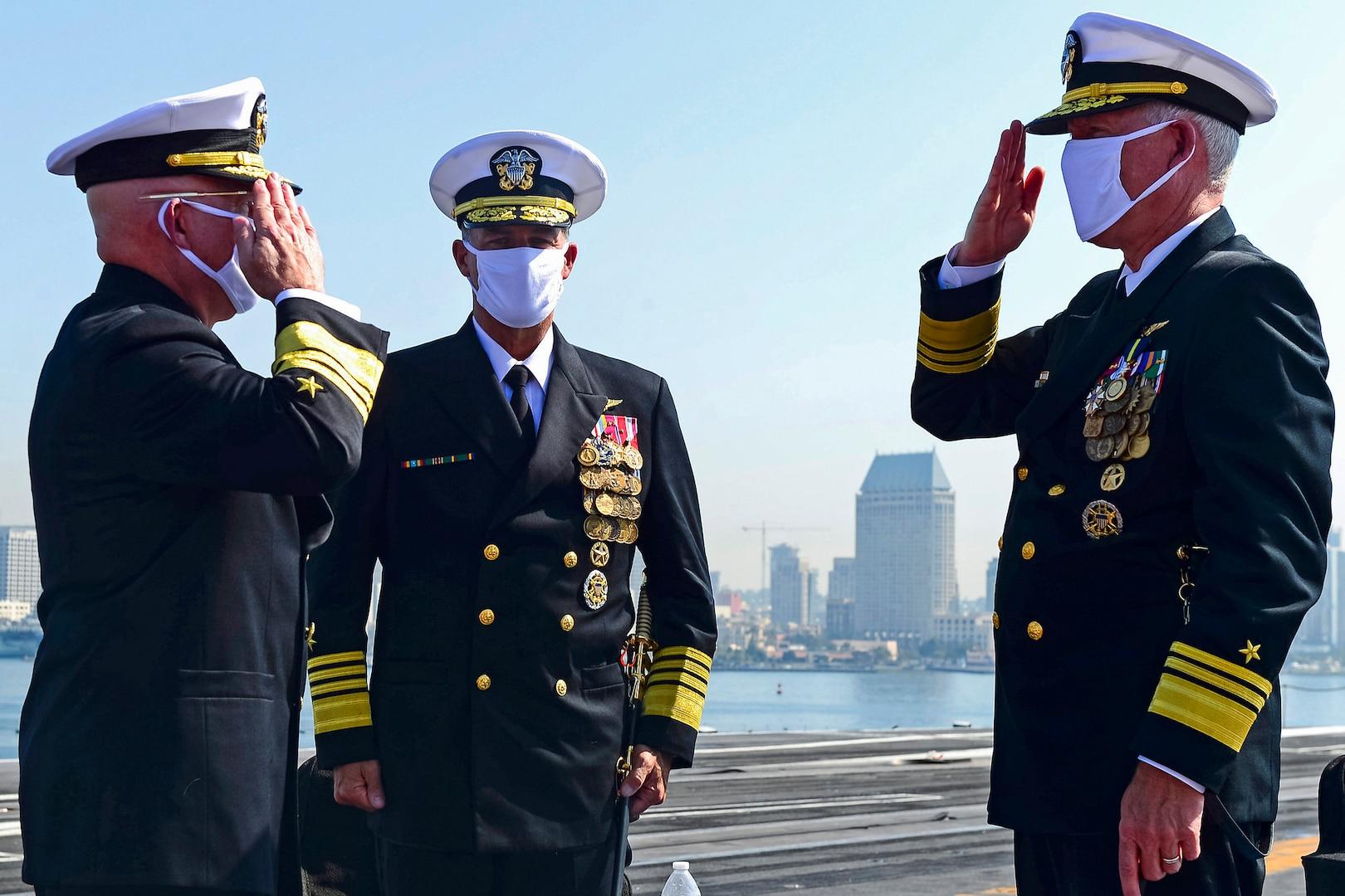 Ninth 'Air Boss' assumes command