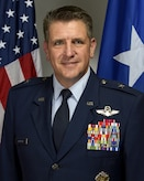 This is the official portrait of Brig. Gen. Christopher R. Amrhein.