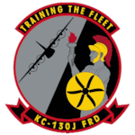 KC-130J FRD Unit Logo