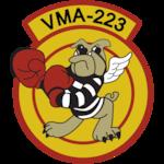VMA-223 Logo