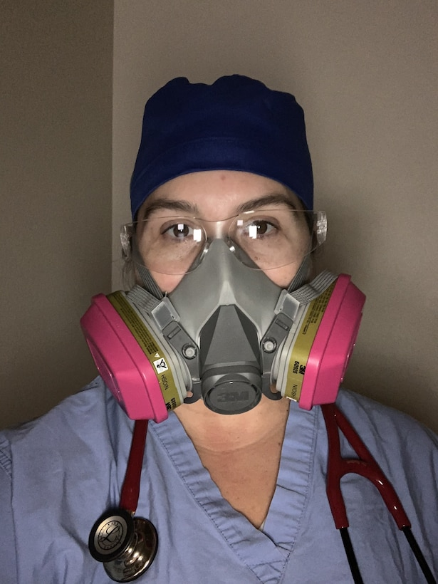 Army Reserve physician from Irving, New York, supports federal COVID response