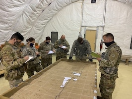 Protecting the reserve force: Cactus COVID-19 Task Force