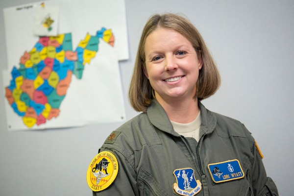 Maj. Lori Wyatt is the assistant chief nurse for the 167th Medical Group and the 167th Airlift Wing's Airman Spotlight for October 2020.