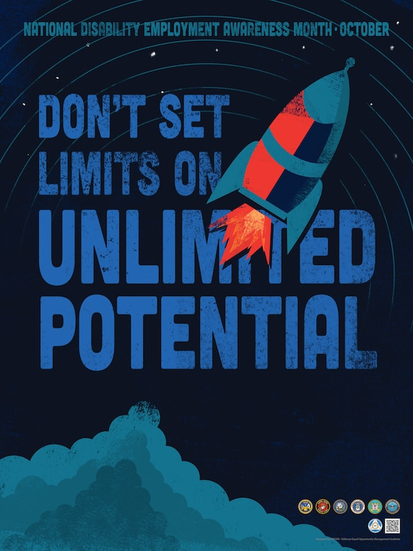 October is National Disability Employee Awareness Month. 
