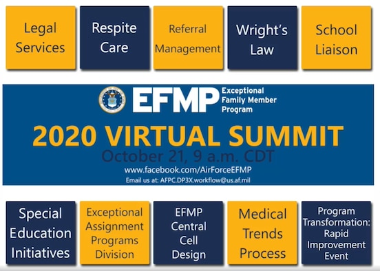 EFMP Virtual Summit