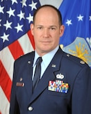 Lt Col Thomas P. Stauffer is the commander of the 132d Intelligence Surveillance and Reconnaissance Group, 132d Wing, Iowa Air National Guard, Des Moines ANGB, Iowa. He has command authority for over 230 Airmen assigned to three squadrons and a group staff who provide Intelligence and targeting analysis to the warfighter.