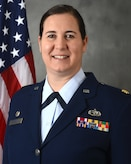 Official photo of Airman