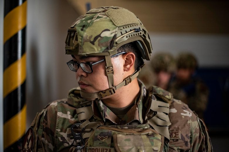 The Air Force Security Forces Center is delivering the next generation of ballistic helmets to security forces units as part of its effort to standardize and modernize Defender equipment across the Air Force.