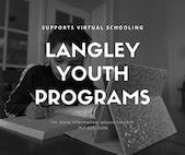 Langley Youth Programs assist children in the virtual learning domain