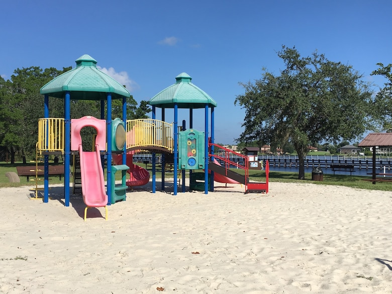 W.P. Franklin South playground has reopened