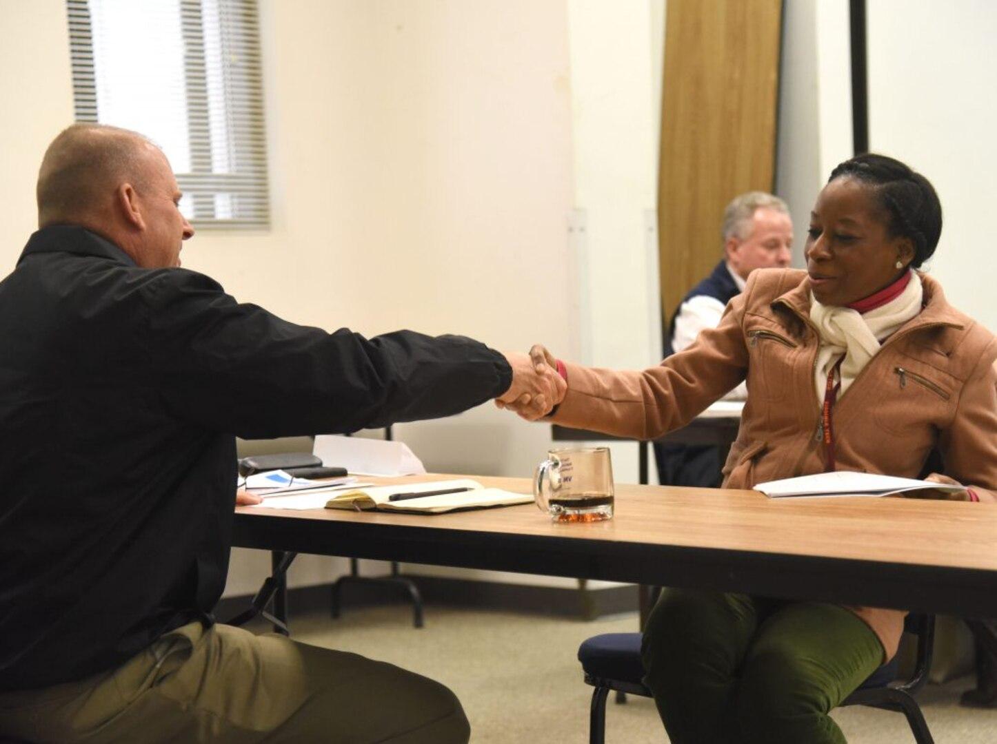 DMA Mentoring Program kicks off at meet and greet event