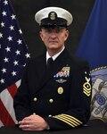 Command Master Chief Ben Hodges