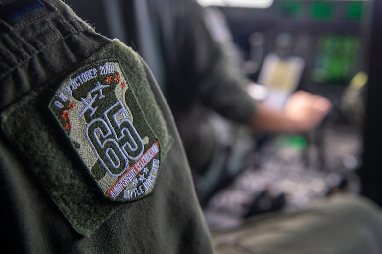 65th Anniversary Patch