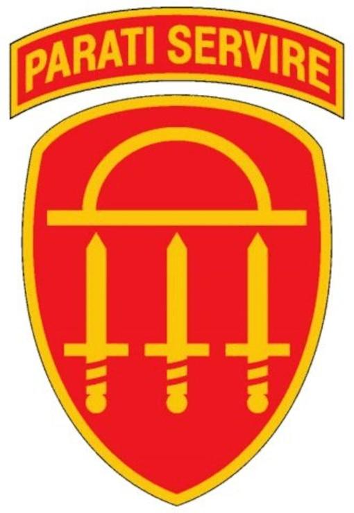 State Defense Force logo