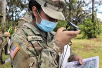 Team Signal Cyber hones land navigation skills on Hawaii