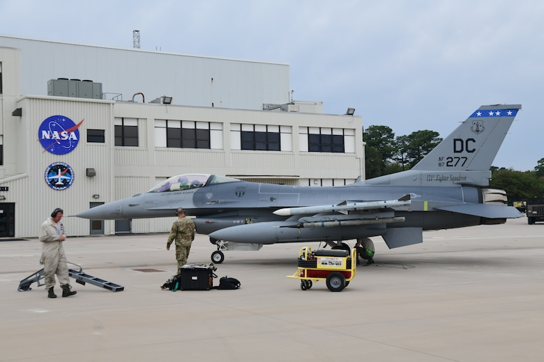 District of Columbia Air National Guard members participate in Guardian Shield 20-02
