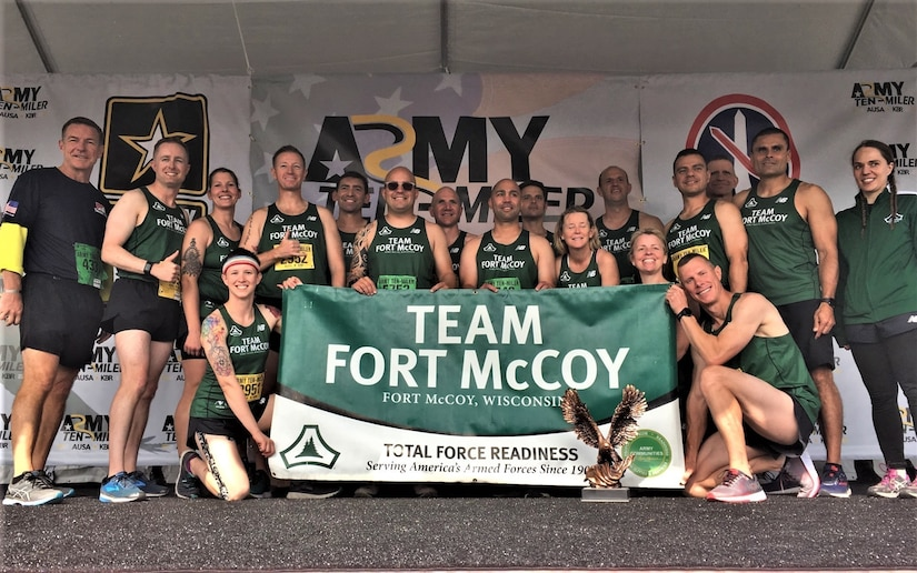 Fort McCoy to participate in 36th Army Ten-Miler with event on post
