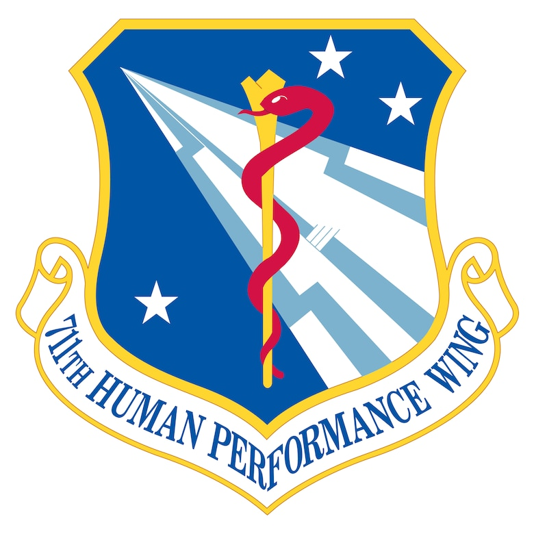 In an announcement from Air Force Materiel Command, the 711th Human Performance Wing, part of the Air Force Research Laboratory headquartered here, has been awarded the 2019 Air Force Outstanding Unit Award. (Courtesy graphic)