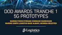 Marine Corps Logistics Base (MCLB) Albany, Georgia 5G Smart Warehouse Press Release
