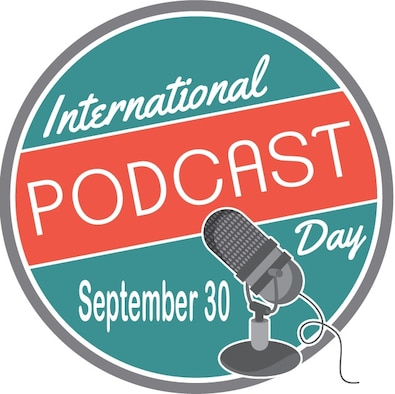 Since 2015, the power and popularity of podcasting has been observed on September 30, via International Podcast Day. The more than 1.5 million podcasts and more than 34 million currently available episodes includes the recently launched OSI Today, the podcast featuring news and views from around the Office of Special Investigations. (IPD graphic)