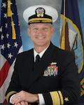 Rear Admiral Mike Shatynski