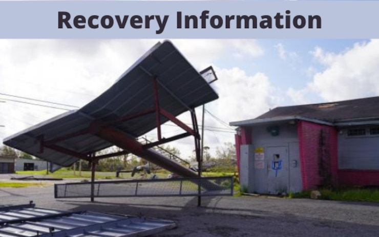Recovery Information