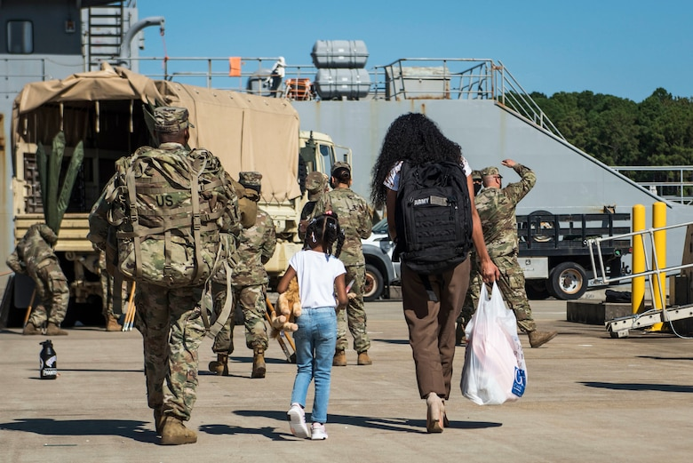 7th TBX mariners return from deployment