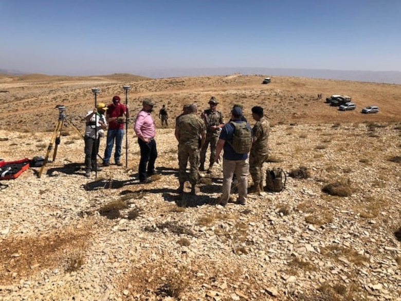 During the past year, the U.S. Army Corps of Engineers Middle East District has been working with the State Department's Office of Defense Cooperation-Lebanon to assist with planning efforts for various military sites for the Lebanese Armed Forces. Recently, the TAM team traveled and was able conduct assessments, working side by side with their Lebanese counterparts.