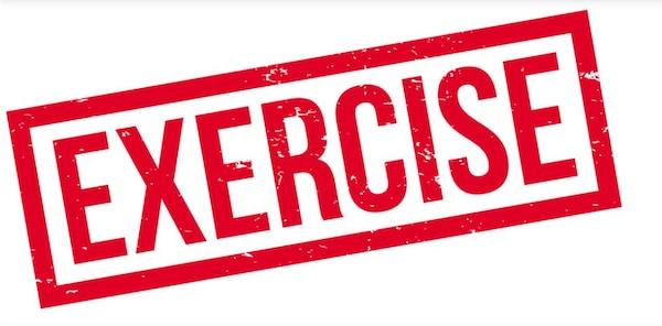 NHNG training exercise alert.