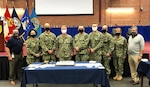 Navy celebrates 245th Birthday