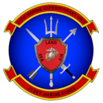 The official command seal for the 24th Marine Expeditionary Unit.