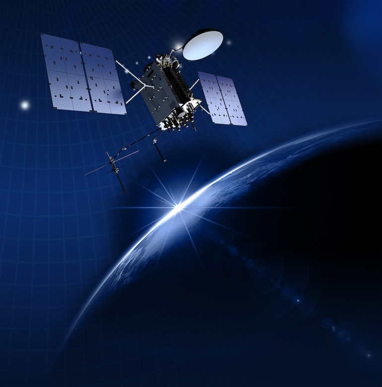 The Global Positioning System (GPS) is a constellation of orbiting satellites that provides position, navigation, and timing data to military and civilian users globally. The system is operated and controlled by Delta 8, located at Schriever Air Force Base, Colo.