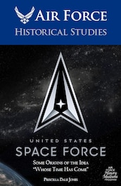 Cover of Space Force Pamphlet