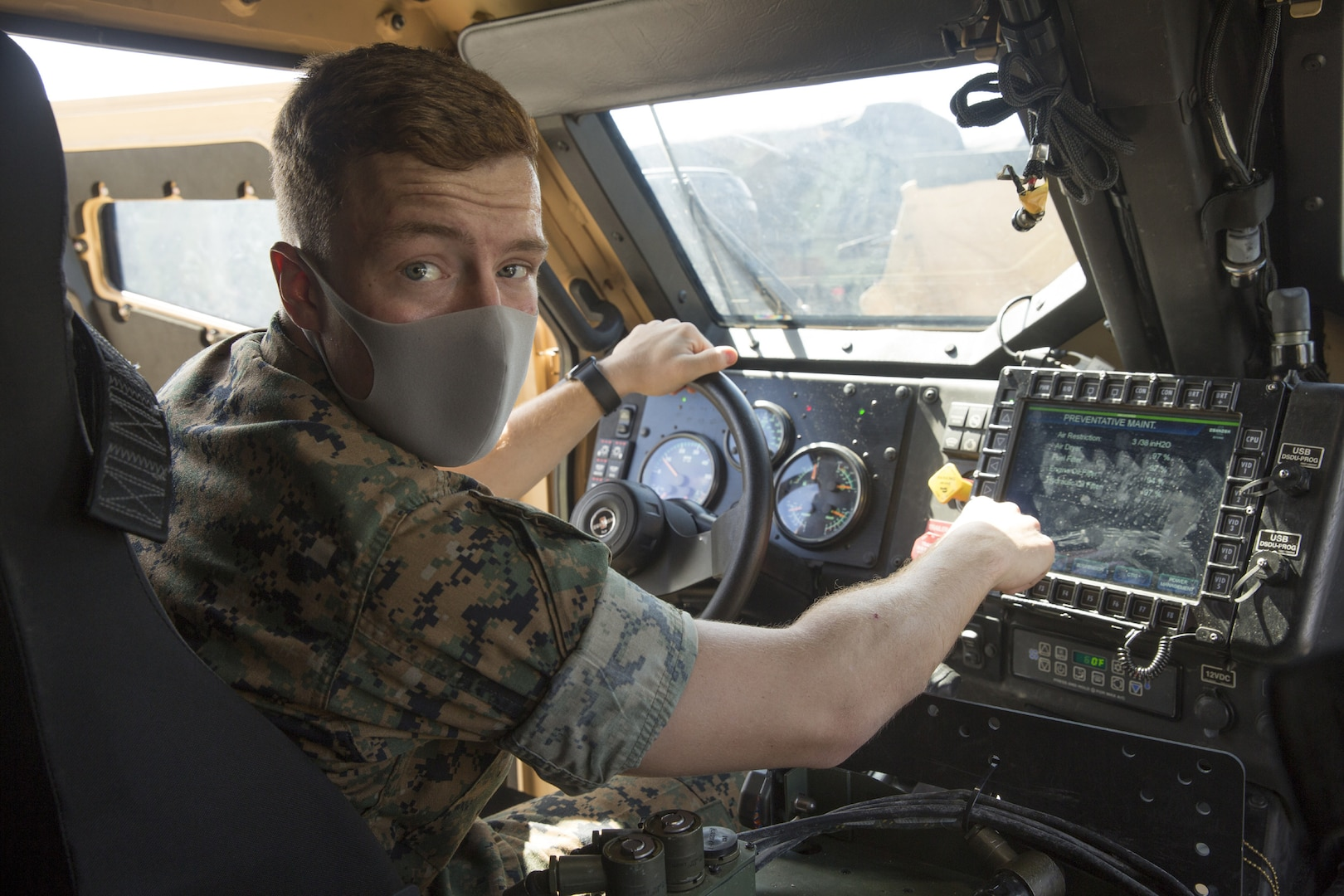 JLTV, Revolutionizing Motor Transportation in the Marine Corps