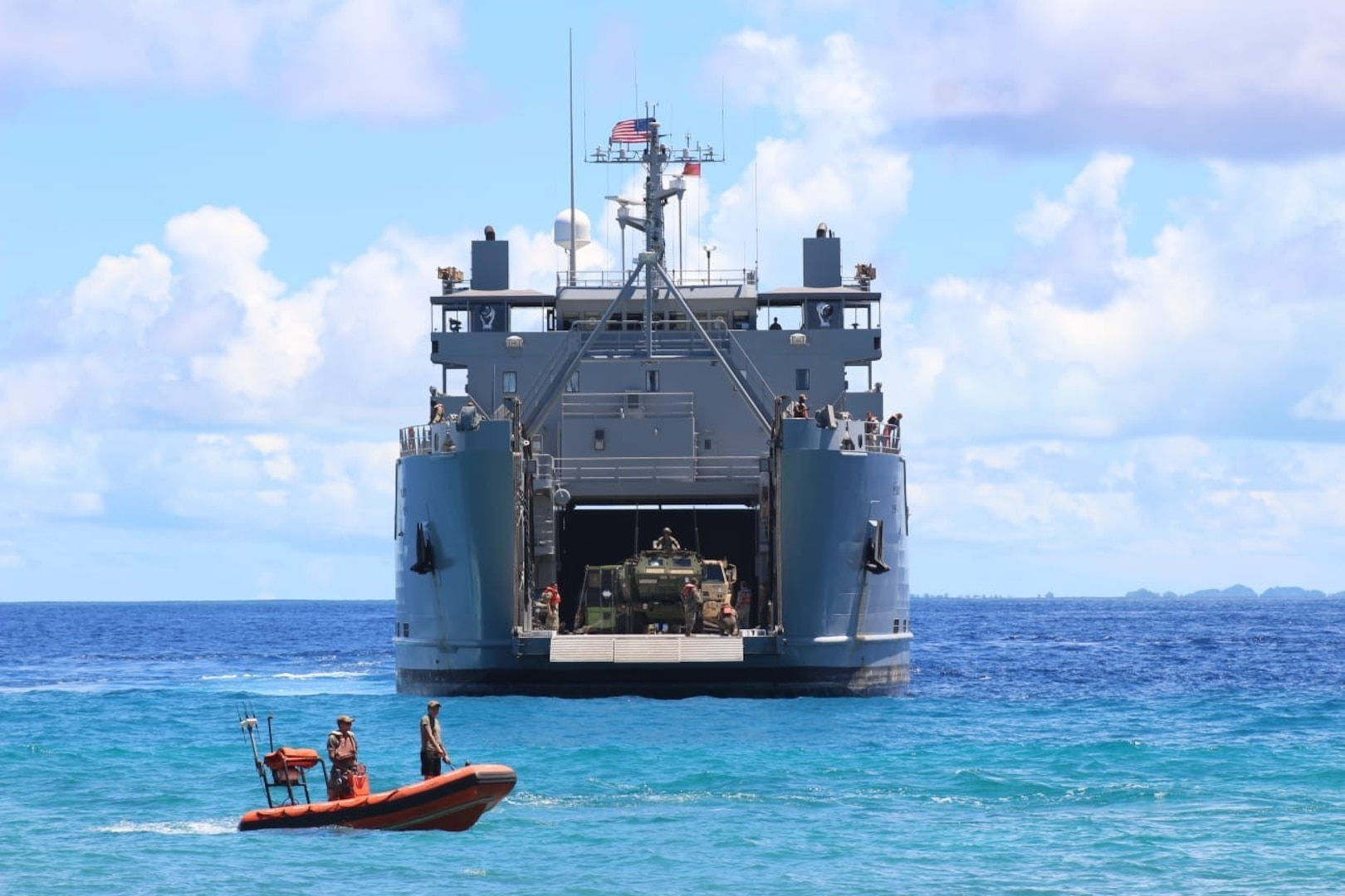 Indo-Pacific Deployment completed with zero COVID cases