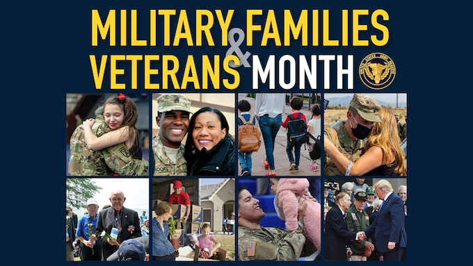 Military Families and Veterans Month