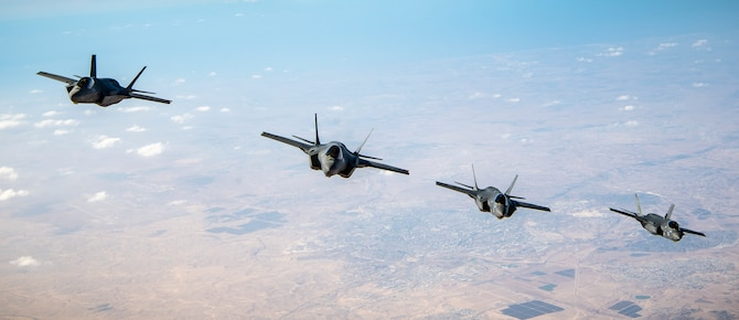 The United States and Israeli air forces train to maintain a ready posture to deter against regional aggression while forging strategic partnerships across the U.S. Central Command and U.S. European Command areas of responsibility.