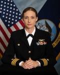 Commander Lindsay A. Carter