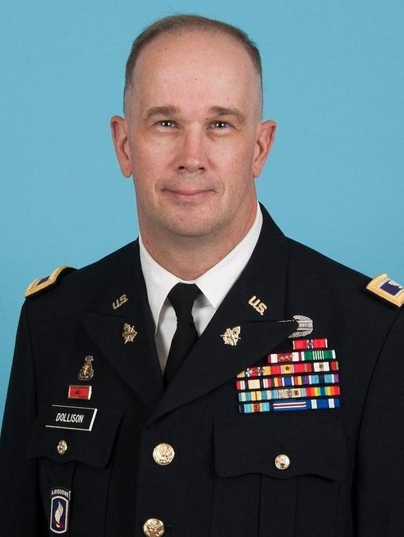 Col. Allan Dollison
