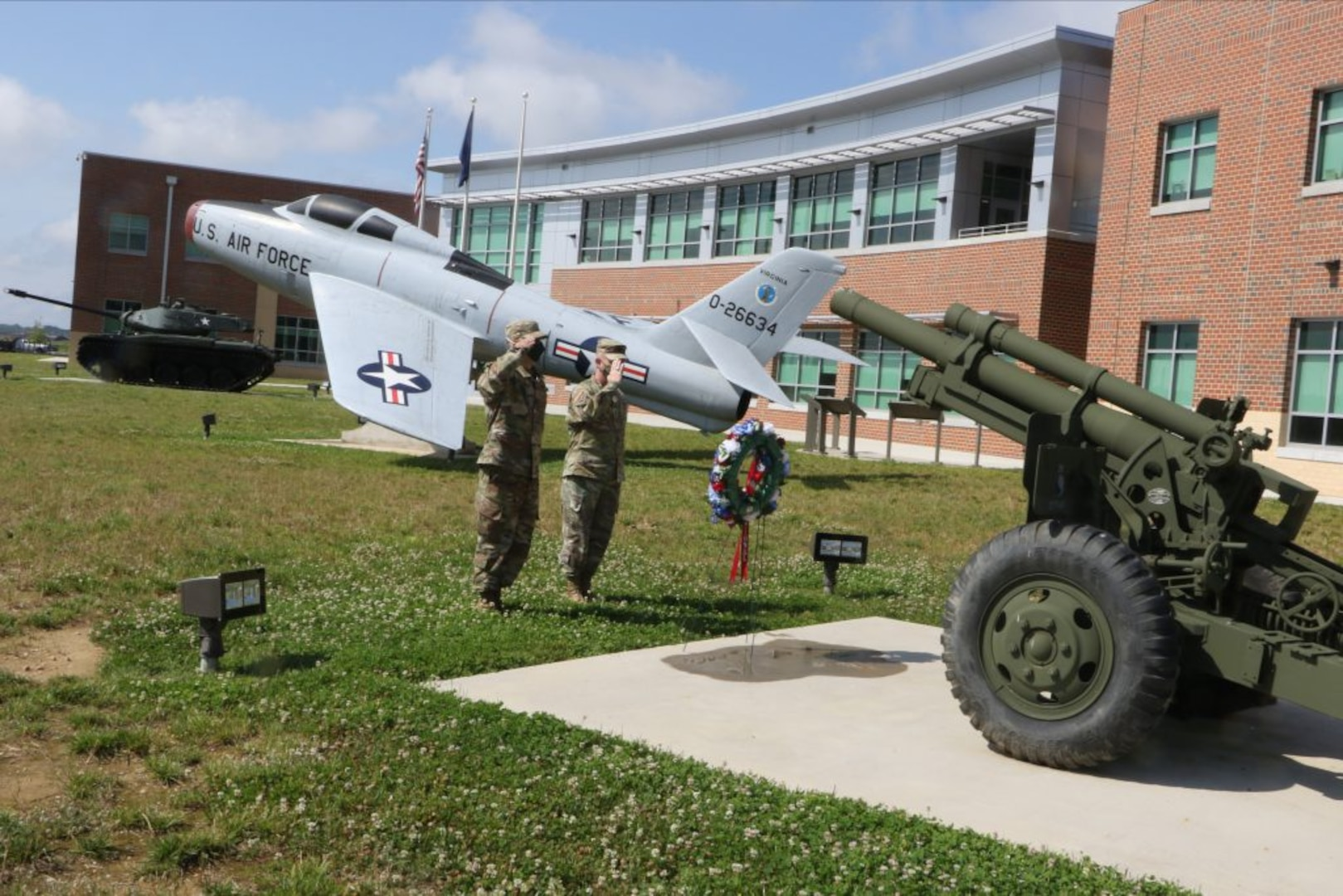 Virginia National Guard hosts D-Day observation