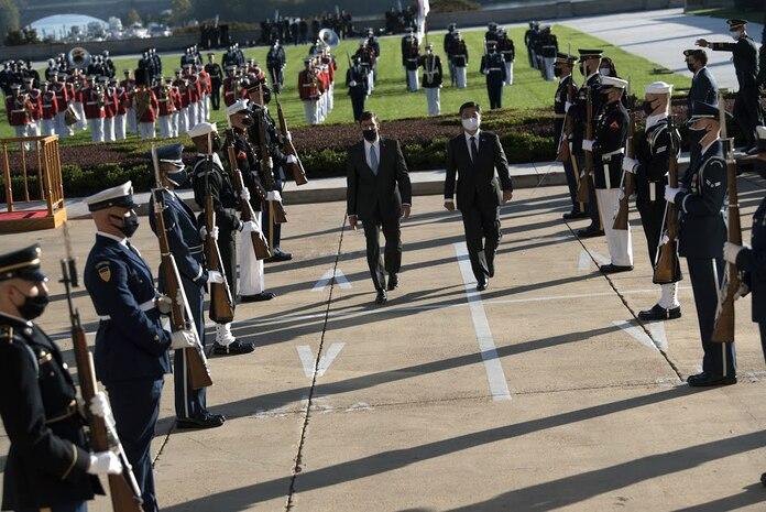 U.S., South Korea Reaffirm Shared Defense Cooperation