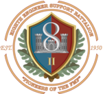 8th Engineer Support Battalion Logo