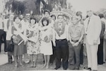 Pearl Harbor Naval Shipyard and Intermediate Maintenance Facility Apprentice Graduations circa 1948 - 1953.