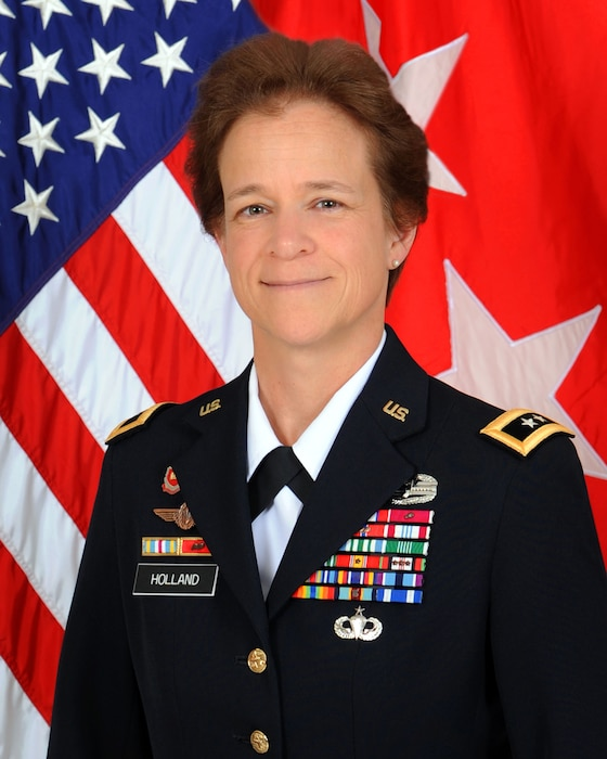 President Donald J. Trump recently appointed Major General Diana M. Holland as a member and as the 41st President of the Mississippi River Commission (MRC). Maj. Gen. Holland is the first woman to serve as the Commission President in its long and storied history.