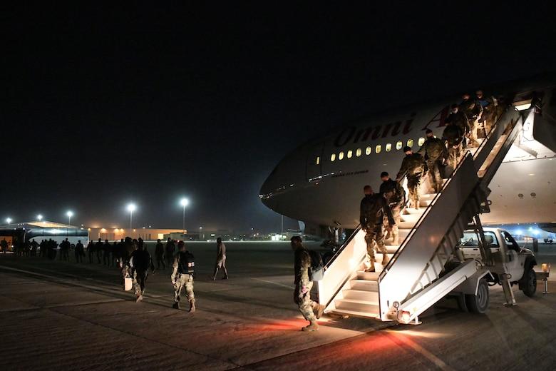 "F-16 ""Gamblers"" arrive at PSAB"