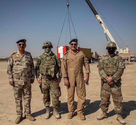 CTEF program equipment helps Iraqi Air Force control their skies 201015-A-LX531-0277